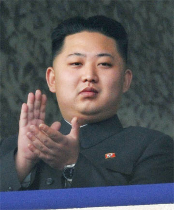 'GREAT SUCCESSOR': Kim Jong-un