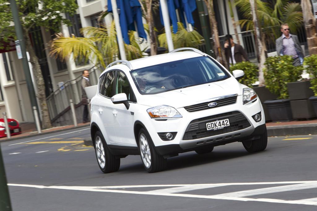 KUGA: In action