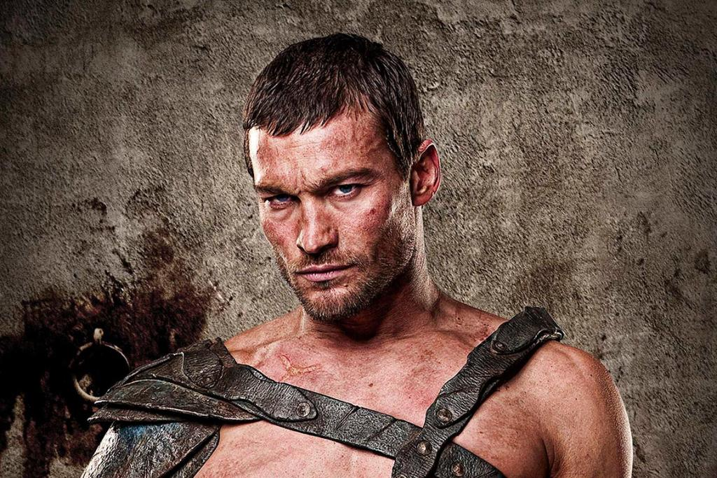 PAINFUL LOSS: Spartacus actor Andy Whitfield died in September after a battle with cancer.