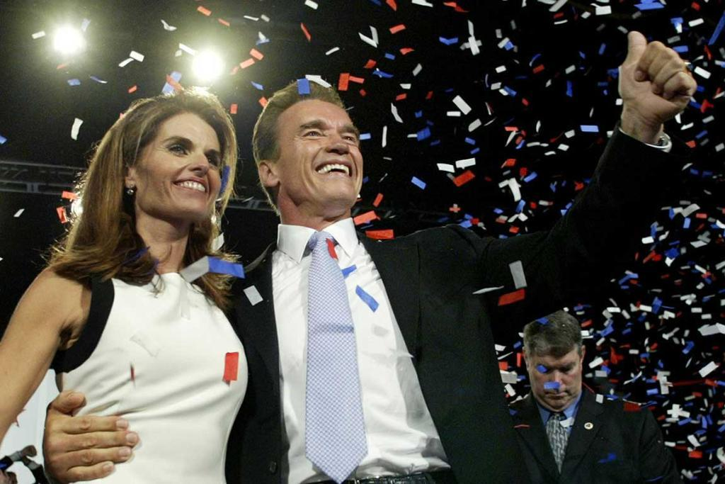 SURPRISE SPLIT: After 25 years of marriage Maria Shriver filed for divorce from her husband, actor and former California Governor Arnold Schwarzenegger in May.