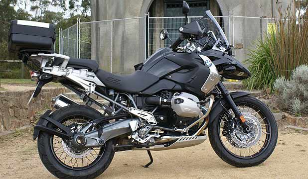 BMW R1200GS: 2011's best touring bike is an explorer with verve.