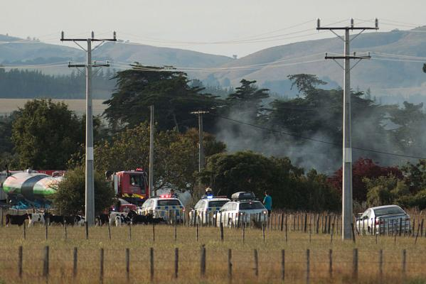 Carterton hot air balloon crash