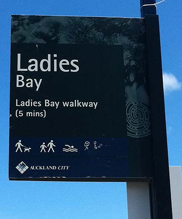 Ladies Bay