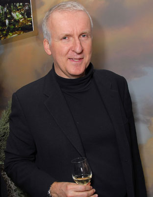 SOON A KIWI? Hollywood movie mogul James Cameron is planning to live in Wairarapa.