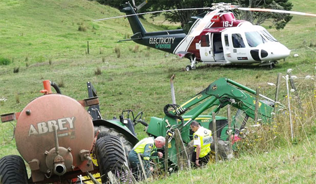 Farm Tractor Pto Accidents : Farm accident kills man stuff nz