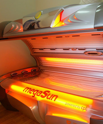 BAD PRACTISE: The NSW Government plans to totally ban the use of solarium by the end of 2014.