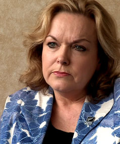 JUDITH COLLINS: Ethnic Affairs Minister.