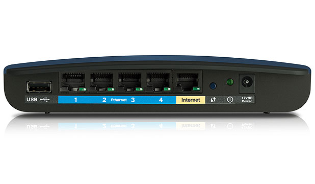 Linksys Cisco E3200 dual band N router