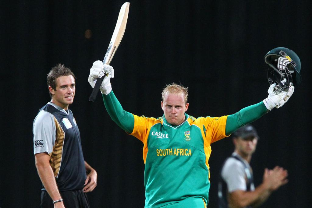 NZ v South Africa, second T20 international, Hamilton