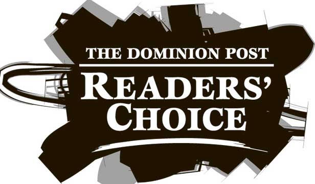 DomPost critics choice logo