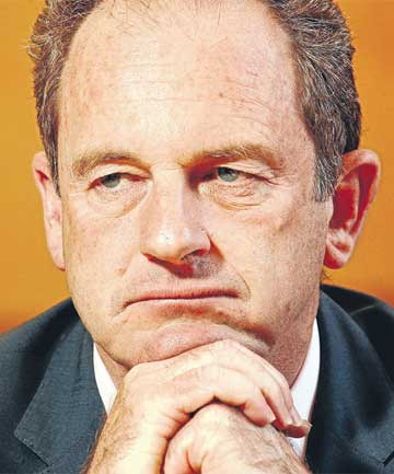 CHANGING THE GAME: David Shearer doesn't want to play politics the normal way.