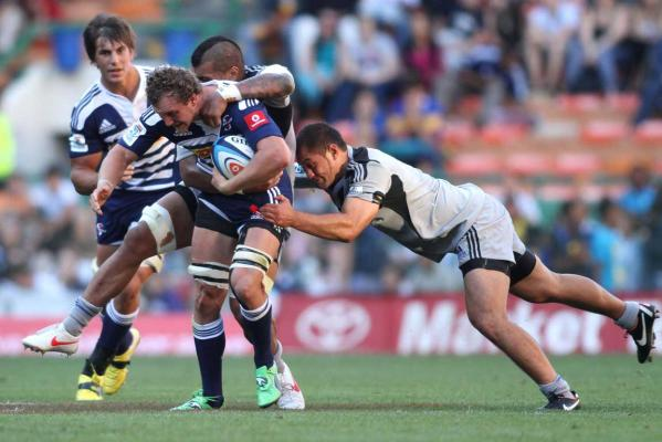 Hurricanes v Stormers