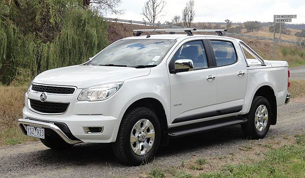Sell Holden Colorado for cash