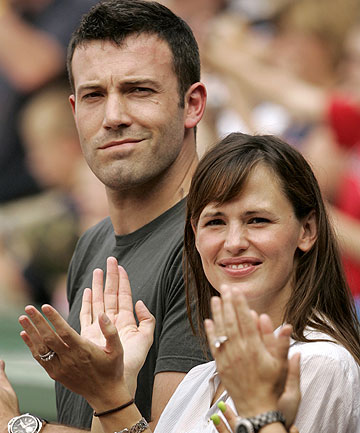 NEW PARENTS: Ben Affleck and his wife Jennifer Garner have welcomed their third child.