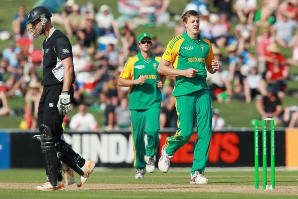 Black Caps v South Africa