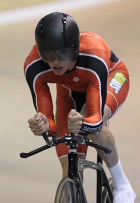 2012 New Zealand Age Group Track Championships.