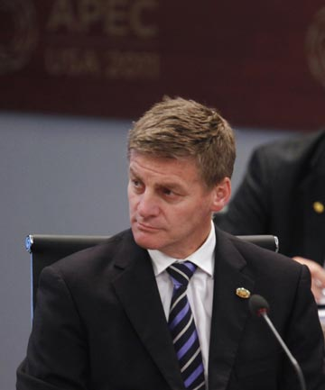 TREATY CLAUSE: Bill English said following the consultation period it became clear that Maori wanted the clause retained.