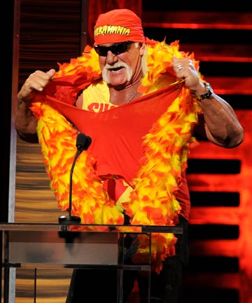 MEMORY LOSS: Wrestling legend Hulk Hogan said he 'banged' so many chicks after he left his ex-wife that he can't remember who his partner in sex tape might be.