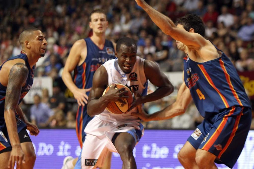 Breakers point guard Cedric Jackson finished with 17 points and seven assists as the Breakers rolled by the 36ers 91-76 in Adelaide.