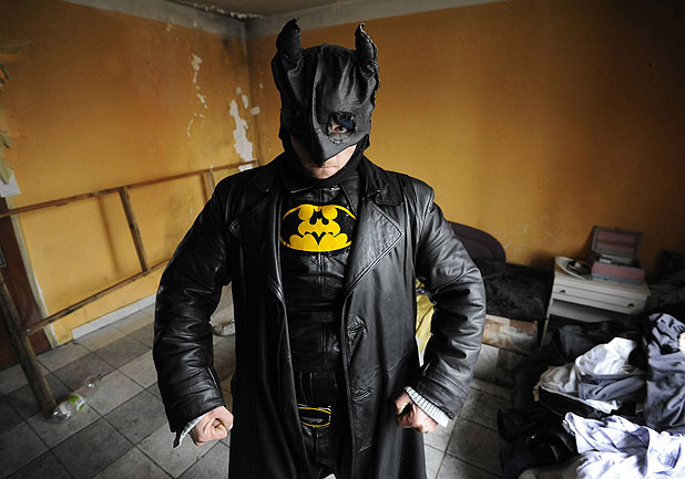 Slovak Batman