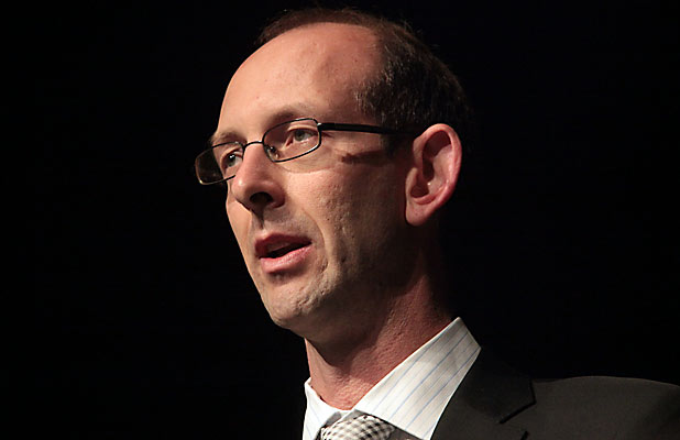 FINALLY FREE: David Bain told a Perth conference that prison damaged him.