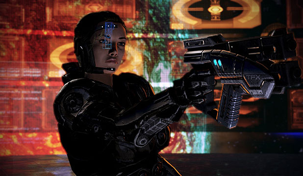 WAIT IS OVER: Mass Effect 3, the conclusion to BioWare's epic three-part science-fiction action/RPG.