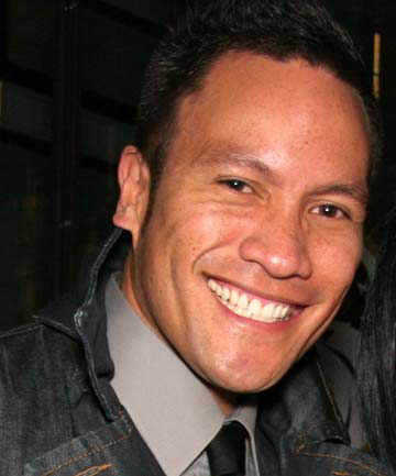 TAMATI COFFEY: The Breakfast weather presenter has won sexiest man in this year's TV Guide Best on the Box Awards.
