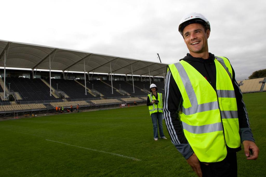 After sitting out the opening three rounds, Dan Carter is expected to return to action next week.