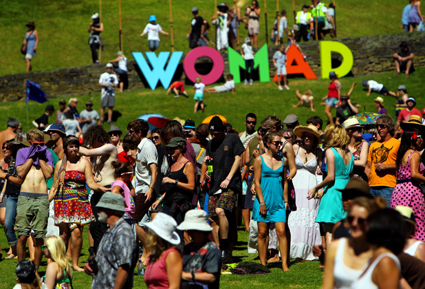 Saturday at Womad
