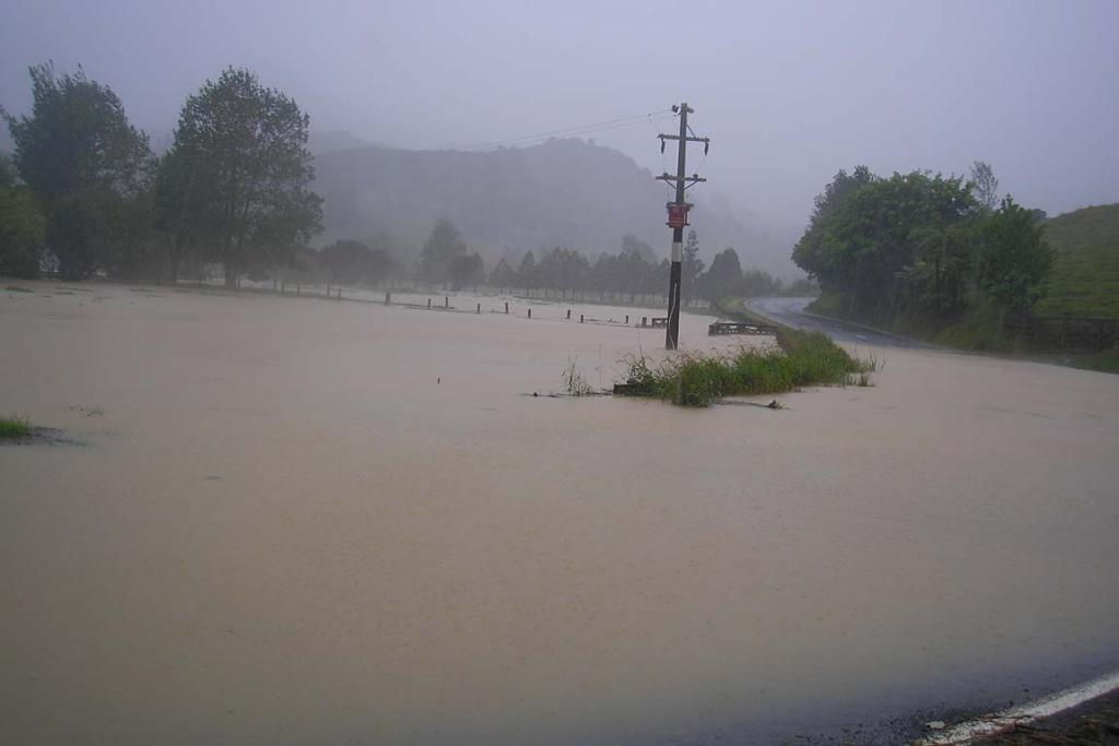 Northland flooding