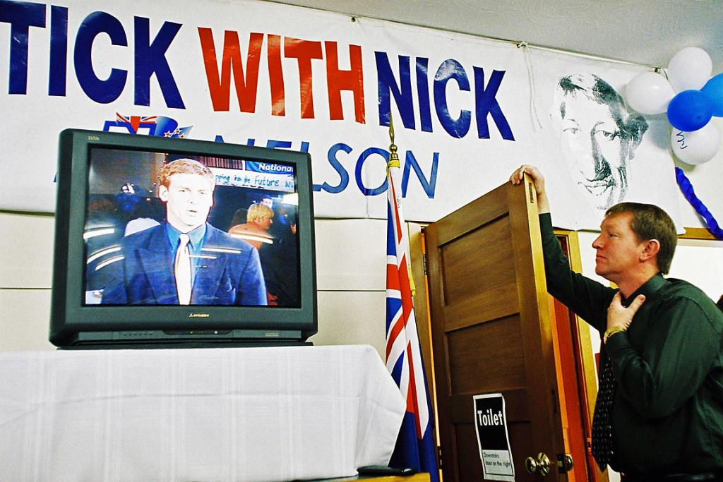 Nick Smith 1999 election