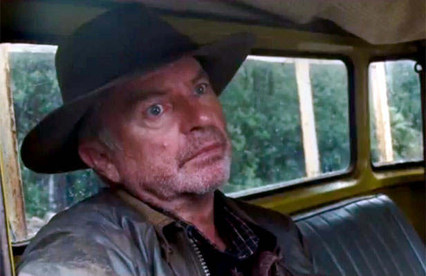 Sam Neill in The Hunter