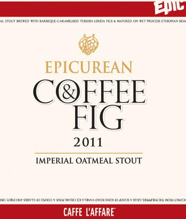 This beer came out in November but with the nights drawing in, now's the time to really enjoy it. The dark, chocolatey taste of Epic Epicurean Coffee and Fig Imperial Oatmeal Stout (priced around $19 for 750ml, see epicbeer.com for stockists) won't appeal to everyone, but that only leaves more for the rest of us. Serve chilled or pour a splash over some good vanilla icecream for a stout affogato.