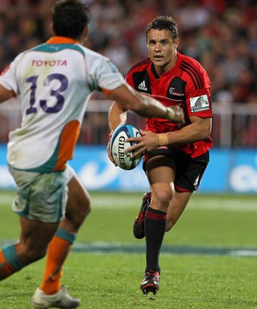 FIRST XV: Dan Carter is set to return to the Crusaders' staring line-up against either the Lions in round five or Bulls in round six.