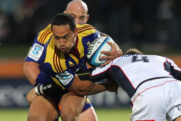 Highlanders v Rebels