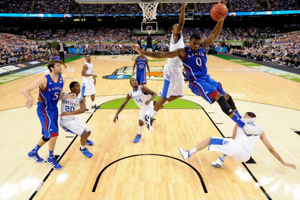 NCAA basketball gallery
