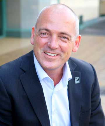 FONTERRA CHIEF: Theo Spierings.