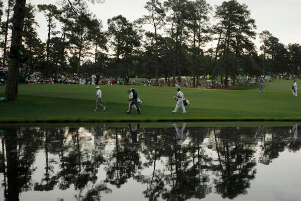 2012 Masters tournament gallery