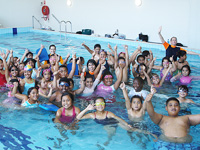 Free Swimming Lessons A Great Initiative