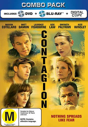 TOO MANY FACES? Contagion proves that even the greats have an off-day every now and then.