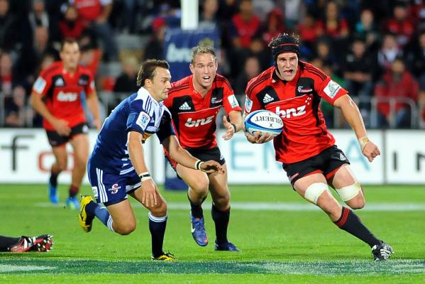 Crusaders v Stormers