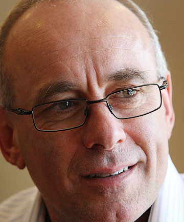 LEAVING A GAP: Sir Henry van der Heyden is stepping down from Fonterra early.