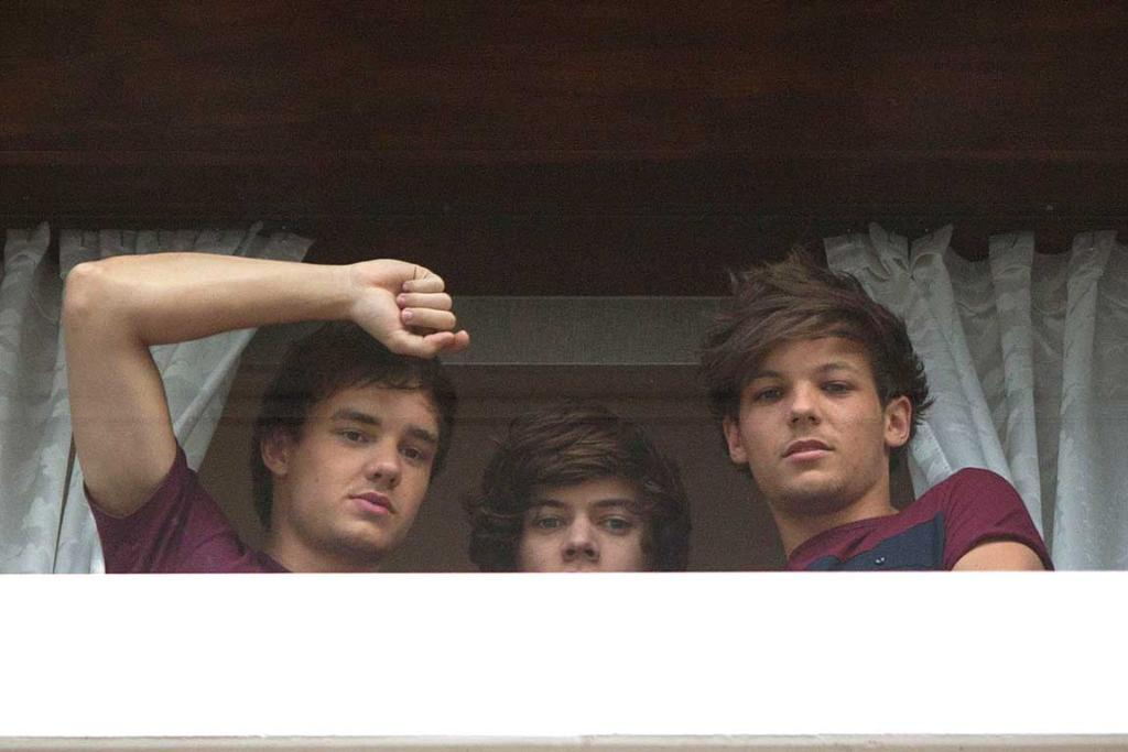 One Direction in Auckland