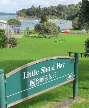 GREEN LIGHT: Adult fitness equipment at a cost of $80,000 is set to be installed at Little Shoal Bay.