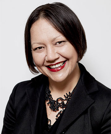 DAVINA MURRAY: The Auckland lawyer and Maori Party candidate allegedly smuggled a phone, cigarettes and lighter into Mt Eden Prison.