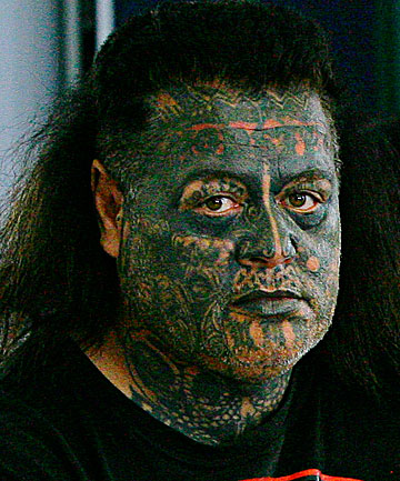 Mongrel Mob member Dennis Makalio says such a ban would be in insult to members.