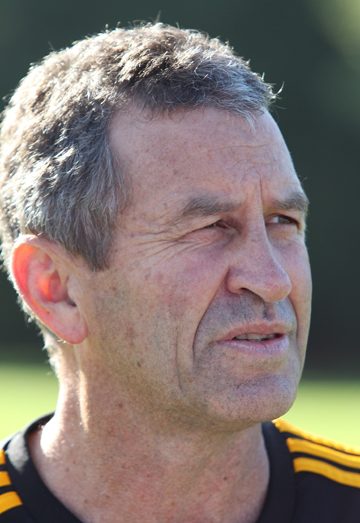 The former All Blacks  Rugby World Cup-winning assistant coach was strongly linked in recent weeks to a possible role with England.