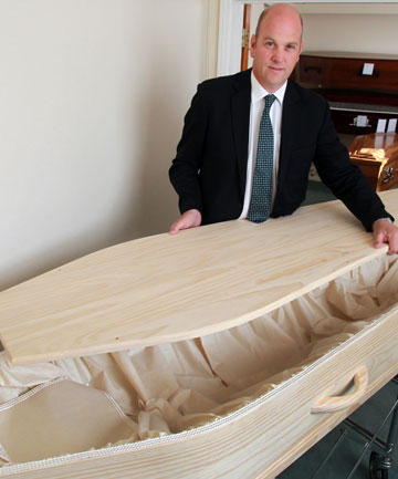 Council considers DIY coffins | Stuff co nz