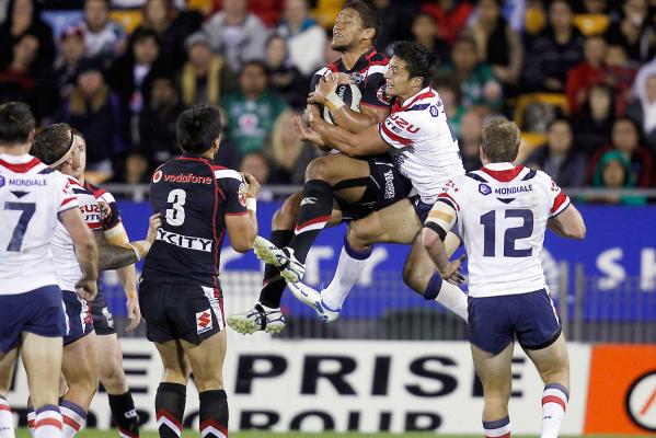 Warriors v Roosters