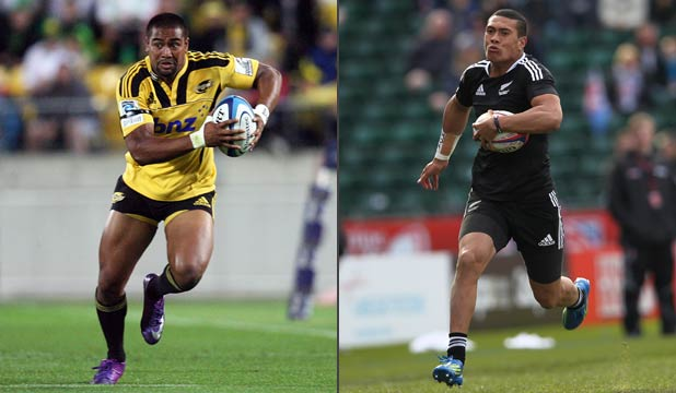 Julian and Ardie Savea